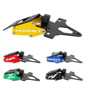 Suporte Eliminador De Rabeta Placa Honda Hornet 12 13 14