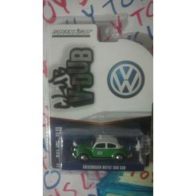 Bocho Clásico Df Greenlight 1/64 Volkswagen Metal Lyly Toys
