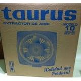 Extractor De Aire 10 Pulgadas Taurus
