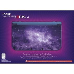 New 3ds Xl Galaxy Edition Nintendo Novo Original