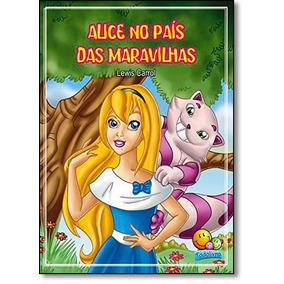Mini-clássicos: Alice No Pais Das Maravilhas - Coleção Mi