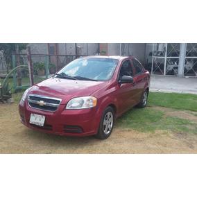 Chevrolet Aveo 2011, Clima, Rin 14, Factura De Empresa