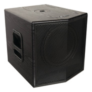 Subwoofer Ps12 Swa Sub Ativo Profissional 500w Rms Grave