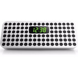 Bocina Inalambrica Bluetooth Reloj Philips Sbt310w