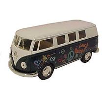 Juguete Volkswagen Clásico Del Autobús Del Hippie (1962) Es
