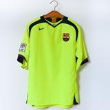 01e109505b Camisa De Futebol Original Do Barcelona 05 06 Nike Total 90