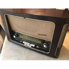 Radio Telefunken Alemán Antiguo