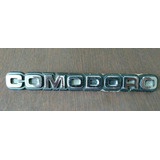 Emblema Opala Comodoro 80 84 Original Metal Paralama 0km