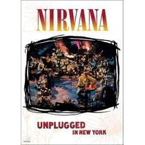 Dvd Nirvana - Mtv Unplugged In New York (original / Lacrado)