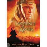 Dvd Lawrence Da Arábia - Edição Rara - Dublada Em Português