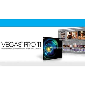 Sony Vegas Pro 11 32 Y 64 Bits Oferta