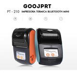 Impresora Mini Bluetooth Termica Recibos Pos Celular 58mm P
