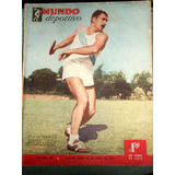 Revista Mundo Deportivo.elvio Porta.nº 209. 16 Abril 1953