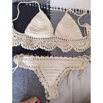 Bikini Al Crochet - Guadalupe Cid Cocot Sweet Victorian
