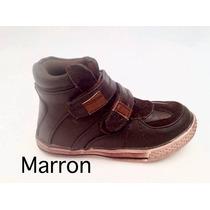 Zapatos De Niño Casuales Talla 29 De Cierre Magico