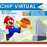 Chip Nintendo Wii + 4 Sorpresas Oficina Comercial - 20 Min