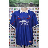 Camisa Glasgow Rangers Escócia 1997 Home Nike Tam Gg