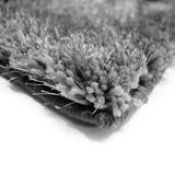 Alfombras Shaggy Soft Color Gris 160x230cm, Living