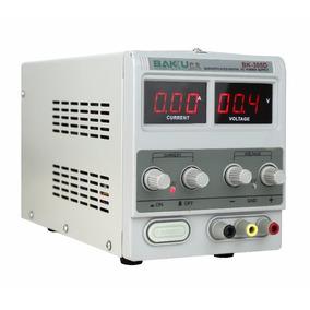 Fuente Reguladora De Voltaje Baku Bk-305d 30v 5amp
