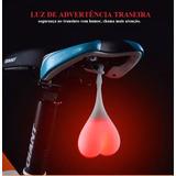 Luz Pisca De Bicicleta Testiculos Bike Balls