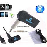 Adaptador Receptor Bluetooth Para Carro Y Equipo De Sonido
