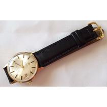 Relógio Tissot Militar Automático De Ouro 18k 750 Rarissimo