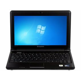 Netbook Lenovo Ideapad S10-3c + Funda, Cargador Y Bateria
