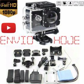 Câmera Esport Cam Go Filmadora Full Hd Esportiva Original