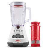 Liquidificador Clic Pro Juice Com Filtro 700w Arno Ln4j
