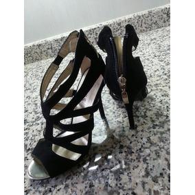 Zapato Para Dama,sandalias De Vestir Marca Guess Tacon Alto