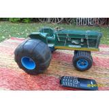 Antiguo Tractor Duravit John Deere ? Caucho No Camión