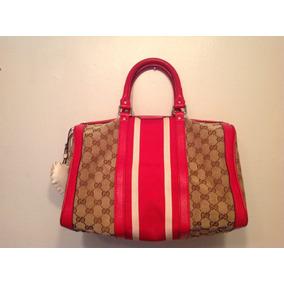 Cartera Gucci Boston Bag Ed Especial Bolso Impecable.