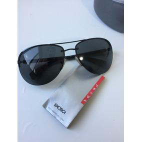 b89e7fce704d9 Oculos Masculino Original Prada - Óculos De Sol no Mercado Livre Brasil