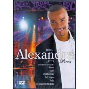 Alexandre Pires Em Casa Ao Vivo Dvd Lacrado Oriignal