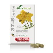 37-s Capsulas Caja Con 60 Capsulas 37117 Soria Natural