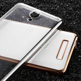 Case Xiaomi Redmi Note 2 - Borde Plata Estuche Silicon Funda