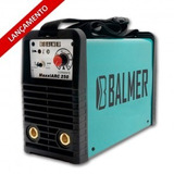 Solda Inversora Tig Eletrodo 250a Maxxiarc 250 Balmer 220v