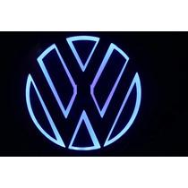 Emblema Perfil Luminoso Vw