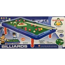 Juego De Pool Superior Billards Caja 65x37x17 Cm