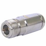 Conector N Femea Rgc213 C/ 10 Unidades