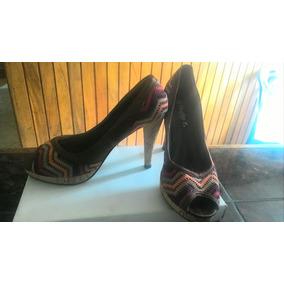 Sandalias, Zapatos, Tacones Altos Plataforma, Para Damas