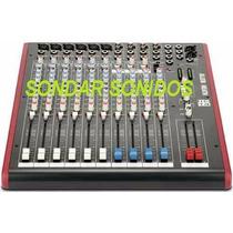 Mixer Consola Allen Heath Zed 14 Canales C/usb Yamaha Mackie