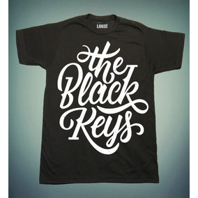 Playera Loust, The Black Keys