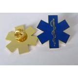 Piocha Cruz De Vida Paramedicos Tens Samu