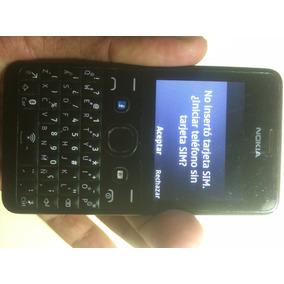 Celular Descompuesto Pieza Nokia Asha 210.5 Logica