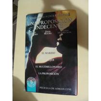 Libro Una Proposicion Indecente , Año 1993 , 285 Paginas