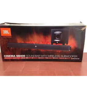 Cinema Soundbar Con Subwoofer Jbl
