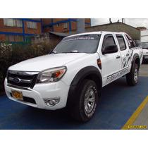 Ford Ranger Xlt Mt 2500cc Aa Abs Ab Fe