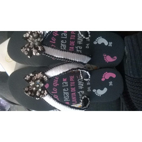 Hermosas Sandalias Decoradas Para Damas Y Niñas