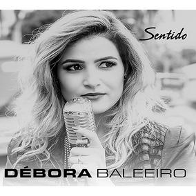 Cd Sentido - Débora Baleeiro